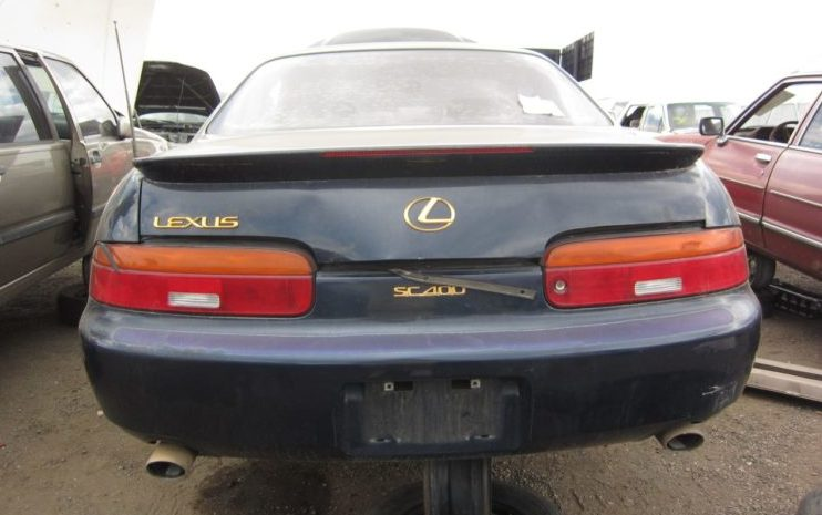 Lexus Salvage Yards Near Me Locator Map Guide Faq