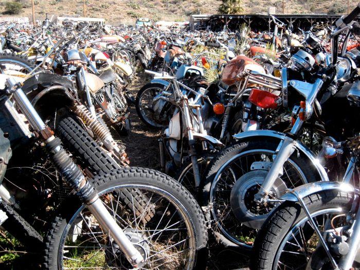 All Bike Motorcycle Junkyard
